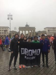 Dromo en Berlín